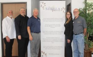 shella foundation board