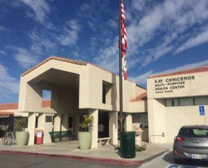 Kay Ceniceros senior center
