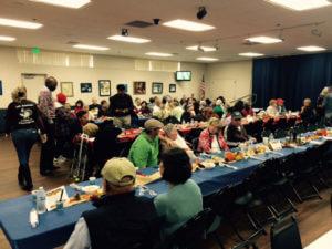 Thanksgiving dinner 1
