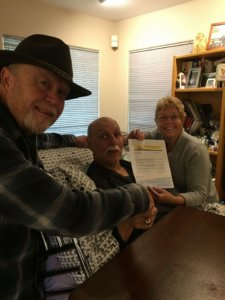 shella foundation 1st grant recipients in Hawaii