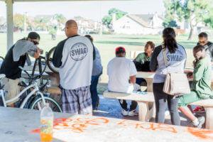 Shella Foundation helps SWAG non profit