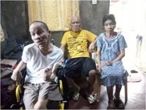 Phillipine family shella foundation grant recipients