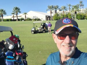 legalshield phil on golf course